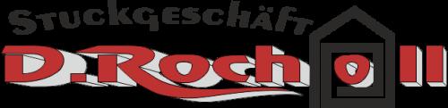 Ihr Stuckgeschäft D. Rocholl Logo
