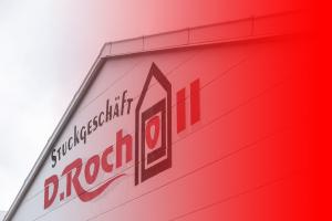 Stuckgeschäft D. Rocholl Logo
